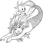 Desenhos do Folclore Brasileiro para imprimir e colorir