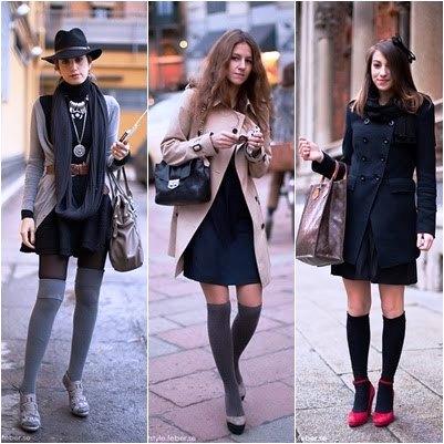 Moda Roupas Inverno 2013