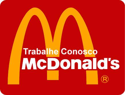 Trabalhe Conosco McDonalds Brasil