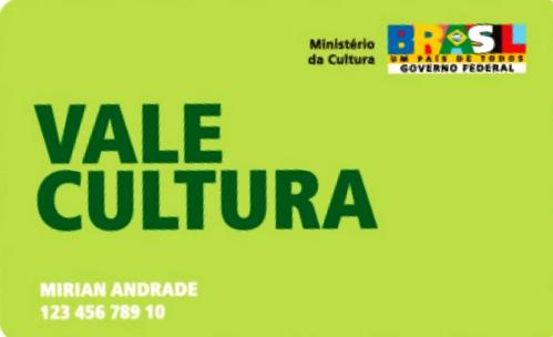 Vale Cultura