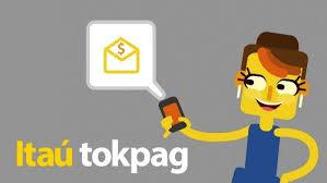 Aplicativo Tokpag Itaú