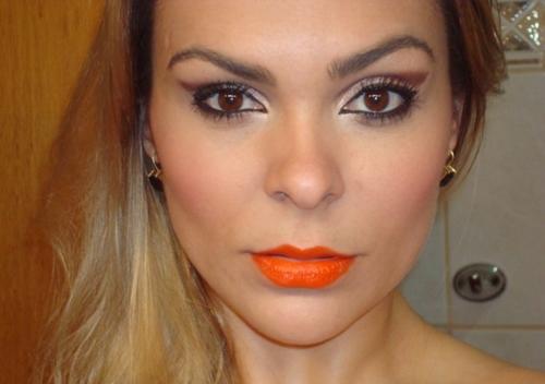 batons laranja