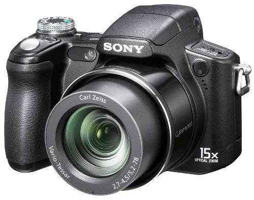 Câmeras Sony SemiProfissionais Baratas