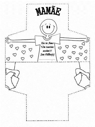 Cartões para Imprimir Dia das Mães