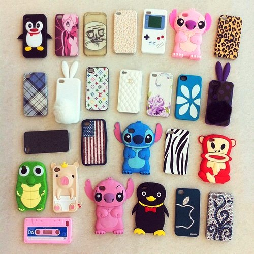 Cases Baratas para iPhone 5S: