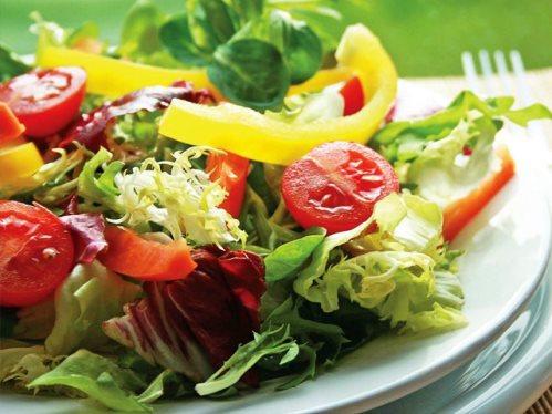 Comidas rápidas e nutritivas