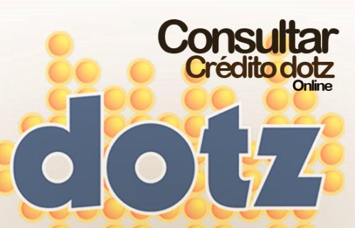Consultar Crédito DOTZ