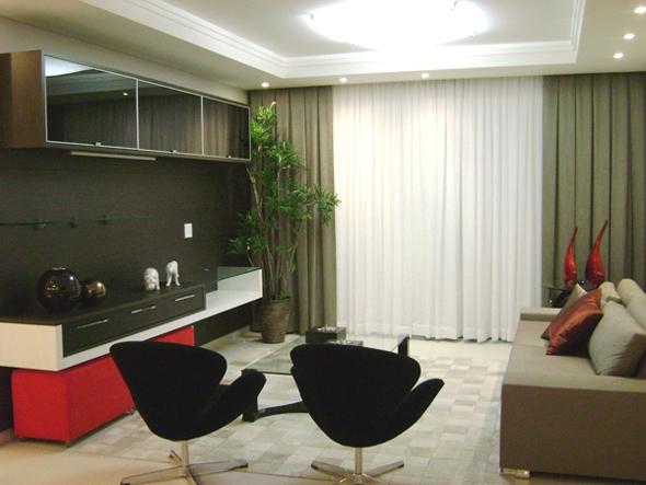 decoracao de interiores sala apartamento: sala de apartamento decoração moderna de sala para apartamento