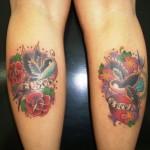 Tatuagem de Andorinha