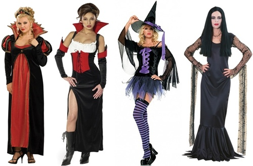 Fantasias para Halloween