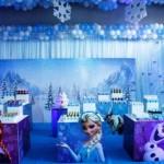 Festa Infantil Tema Frozen – Dicas e Fotos