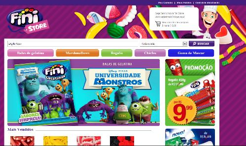 Fini Store Loja Virtual