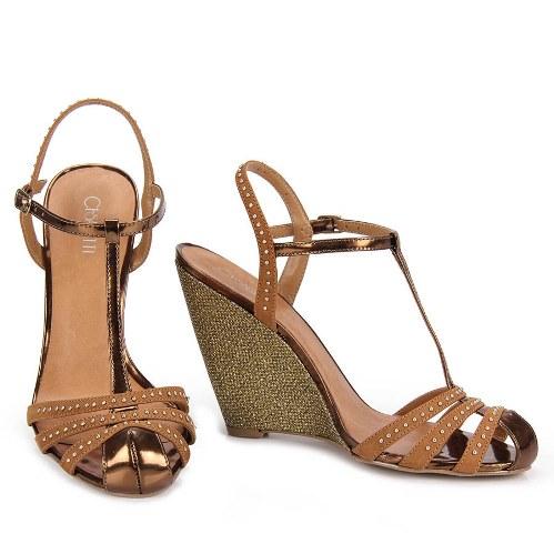 Sandálias Moda Verão