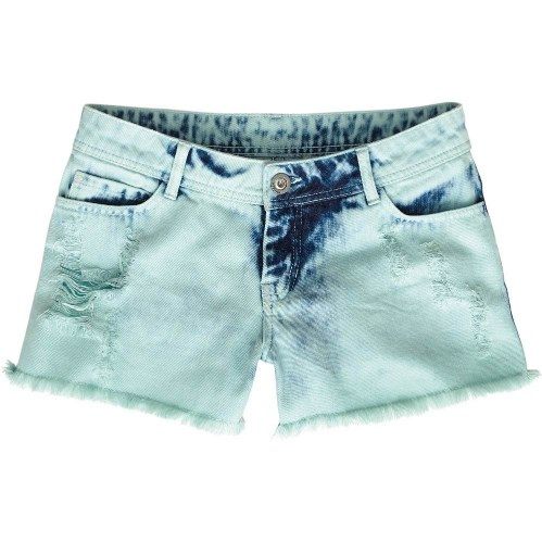 Shorts Jeans Coloridos
