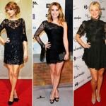 Vestidos de Renda para Festas Moda 2014