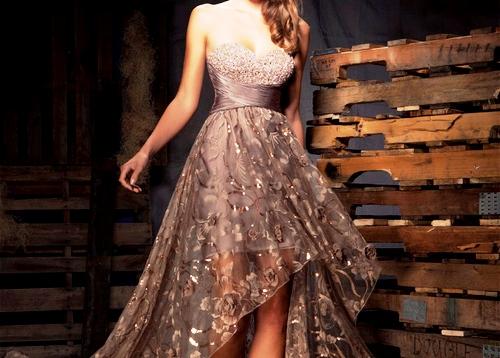 Vestidos para Formatura Curtos e Longos: fotos, modelos