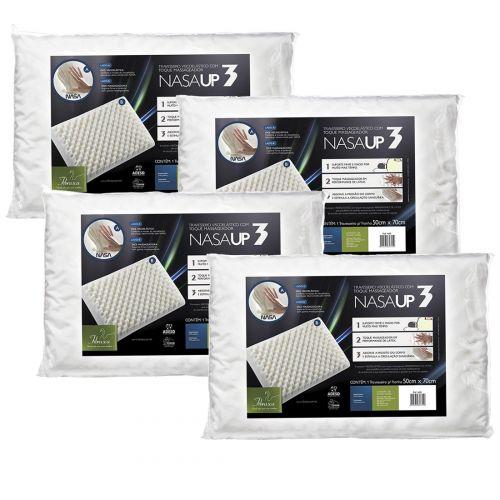 Kit de Travesseiros Baratos