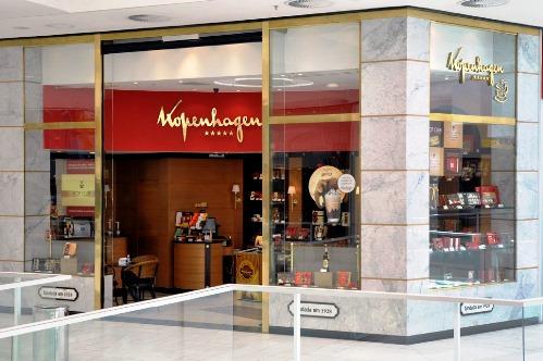Lojas Kopenhagen: chocolates, preços