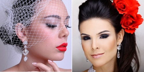 Maquiagem para Noiva 2014