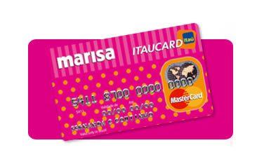 Marisa Itaucard Fatura