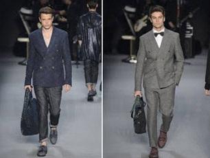Moda masculina outono/inverno 2013 – Tendências