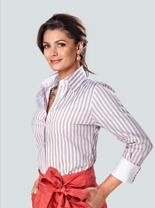 Blusas para secretarias - Imagui