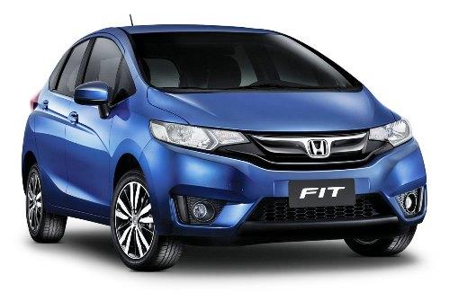 Novo Honda FIT 2015