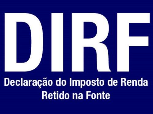 Prazo de Entrega DIRF 2014