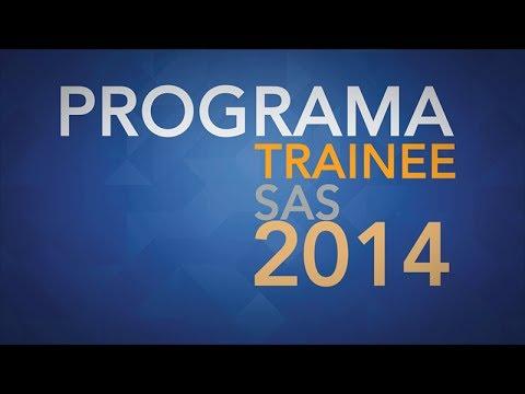 Programa de Trainee SAS 2014