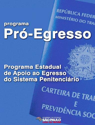 Programa Pró Egresso SP