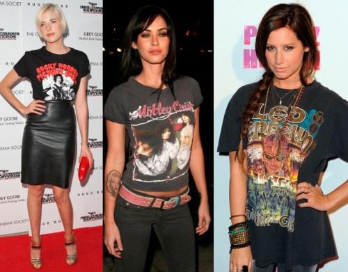 Moda Punk Glam