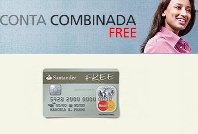 Santander Conta Combinada