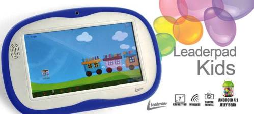 Tablet Infantil LeaderPad Kids