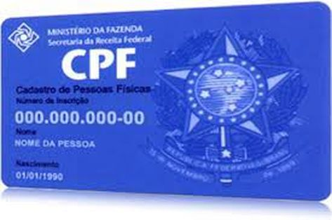 Tirar 2 via do CPF pela internet